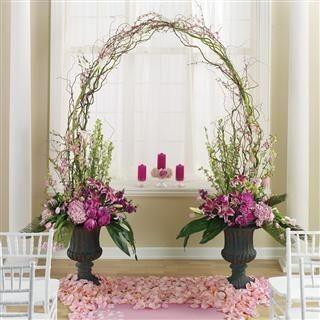 Tmx 1446132650409 Curly Willow Arch 3 Pasadena, Maryland wedding florist