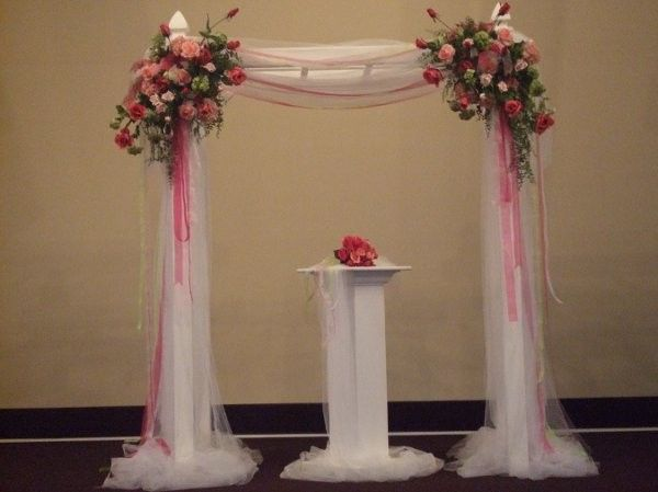 Tmx 1446132797335 Altar Pinks Pasadena, Maryland wedding florist