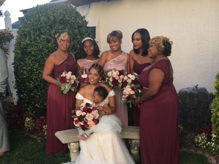 Tmx 1508855002718 Burgundydahlia Pasadena, Maryland wedding florist