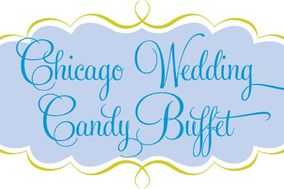 Chicago Wedding Candy Buffet