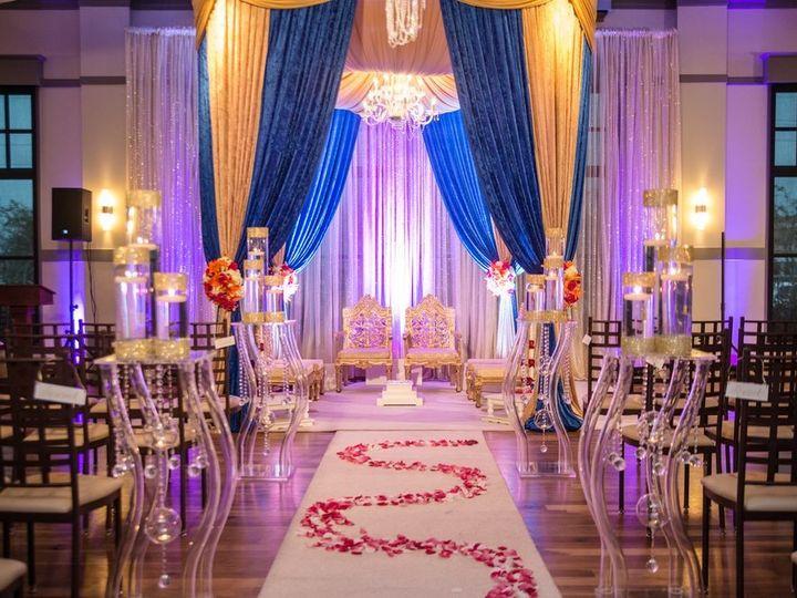 Tmx Ballroom Set For Ceremony 51 1972307 159222878330963 Katy, TX wedding venue