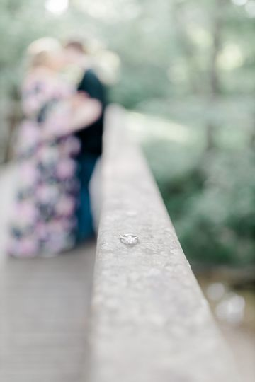 Ring detail + Kiss