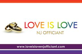 Love is Love NJ Officiant