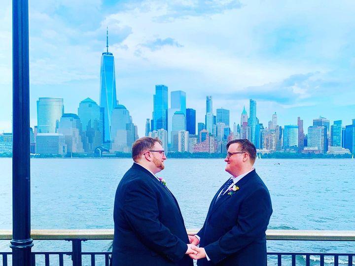 Tmx David And Matt 1 51 1063307 159395551738128 Montclair, NJ wedding officiant