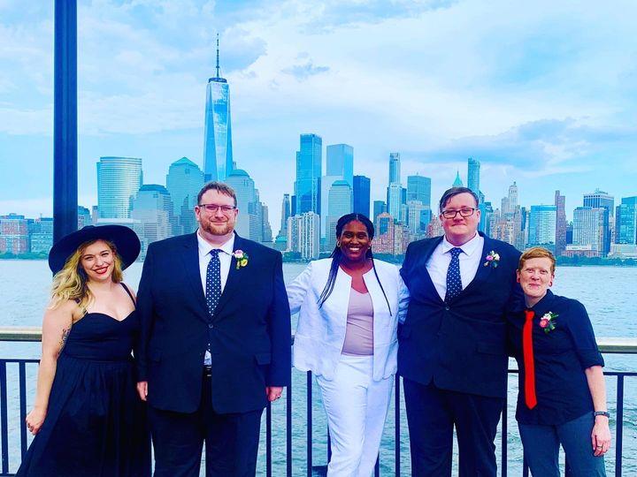 Tmx David And Matt Group 51 1063307 159395554532391 Montclair, NJ wedding officiant