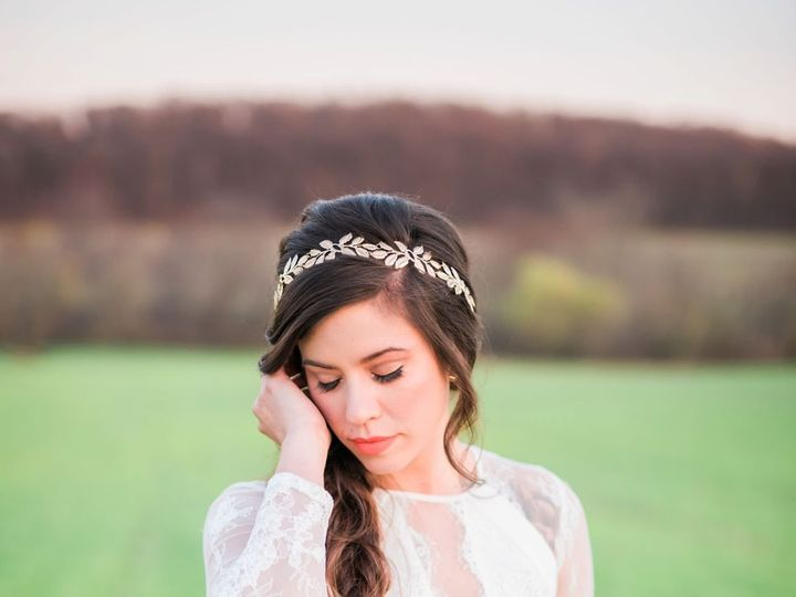 Tmx 1466129510952 K.rainierphotographyvibrantsouthwestboho0559 Curtis Bay, Maryland wedding beauty