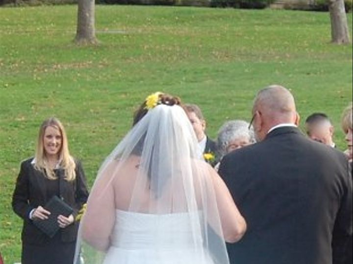 Tmx 1332557832532 DSC05522 South Park, Pennsylvania wedding officiant