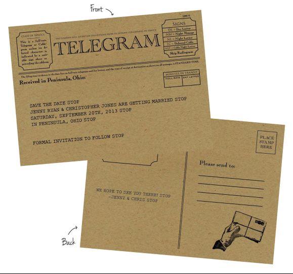 telegram set
