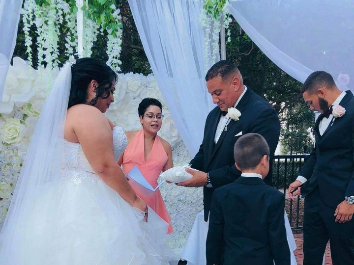 Tmx Received 1387423104747177 51 1065307 1567480994 Orlando, FL wedding officiant