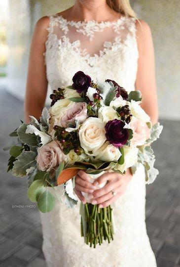 kate glenn bridal bouquet
