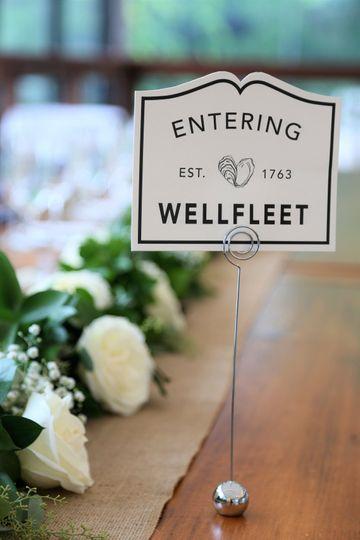 Wedding rception details