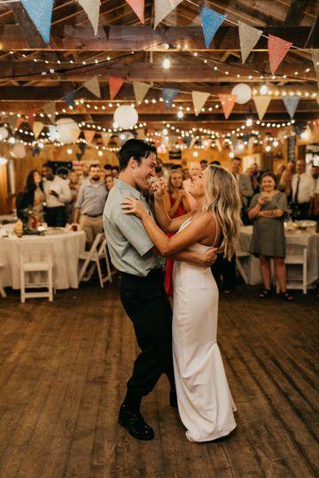 Kayla Nicole Boathouse Dancing