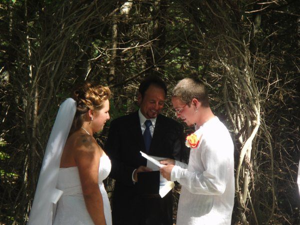 Felicia and Jeremy Enchanted Forest Wedding