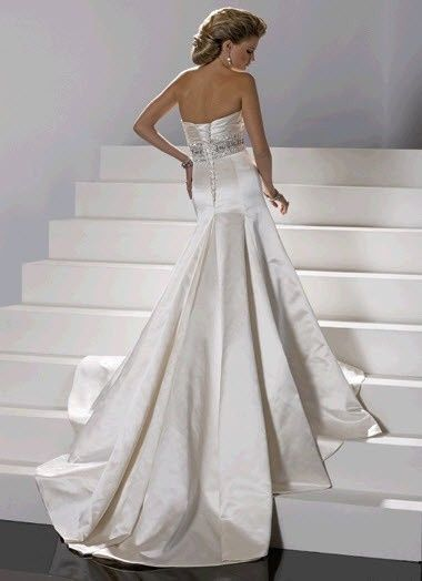 Tmx 1377205683995 Sottera Midgley Mae B Hamburg, Michigan wedding dress