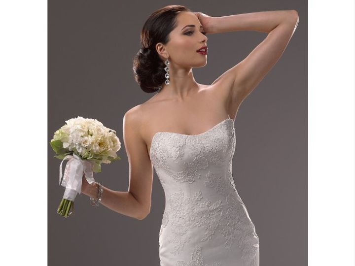 Tmx 1377206986245 3md7551 Hamburg, Michigan wedding dress