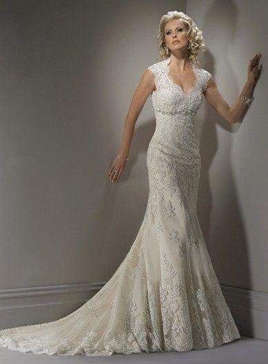 Tmx 1377207225513 Maggiesotterobernadette Hamburg, Michigan wedding dress