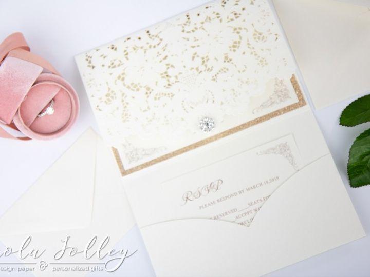 Tmx Logo Paola Jolley Designs Wedding Invitation Orlando 6113 51 1046307 158741656412933 Orlando, FL wedding invitation