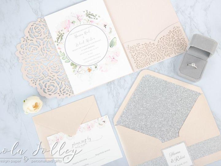 Tmx Logo Paola Jolley Designs Wedding Invitation Orlando 6199 51 1046307 158741660326970 Orlando, FL wedding invitation