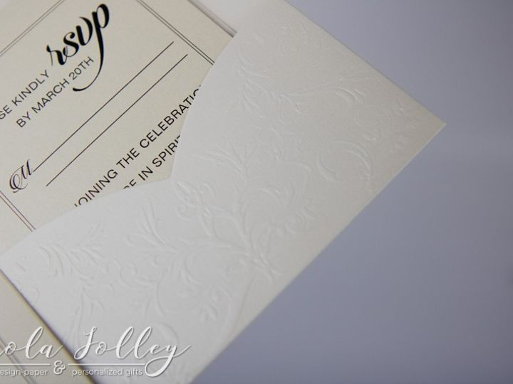 Tmx Logo Paola Jolley Designs Wedding Invitation Orlando 6555 51 1046307 158741693195384 Orlando, FL wedding invitation