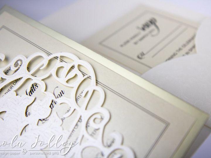 Tmx Logo Paola Jolley Designs Wedding Invitation Orlando 6561 51 1046307 158741693185889 Orlando, FL wedding invitation