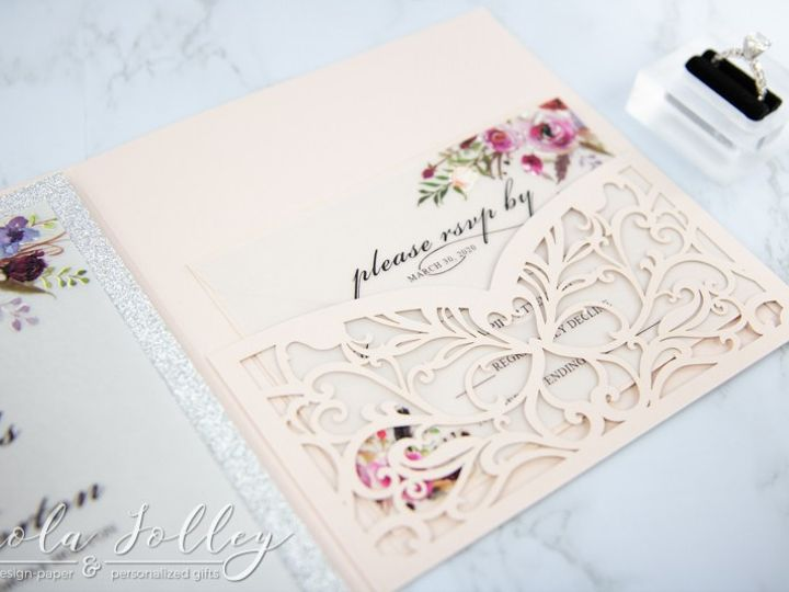 Tmx Logo Paola Jolley Designs Wedding Invitation Orlando 6757 51 1046307 158741684046257 Orlando, FL wedding invitation