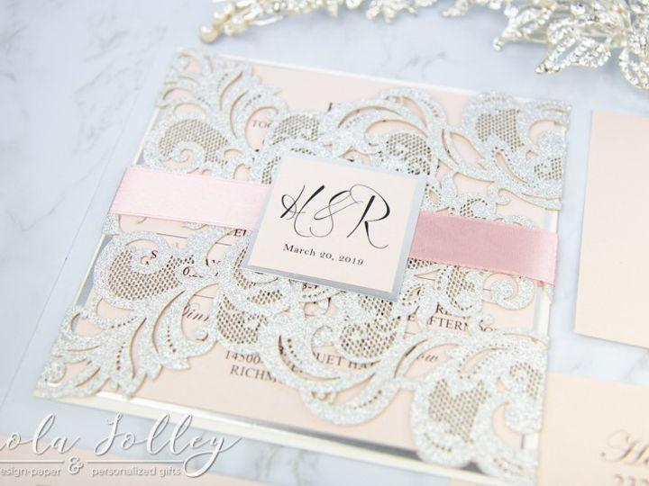 Tmx Logo Paola Jolley Designs Wedding Invitation Orlando 6777 51 1046307 158741700941858 Orlando, FL wedding invitation