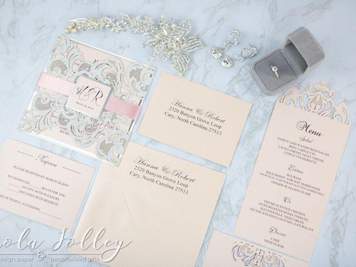 Tmx Logo Paola Jolley Designs Wedding Invitation Orlando 6789 51 1046307 158741700988885 Orlando, FL wedding invitation