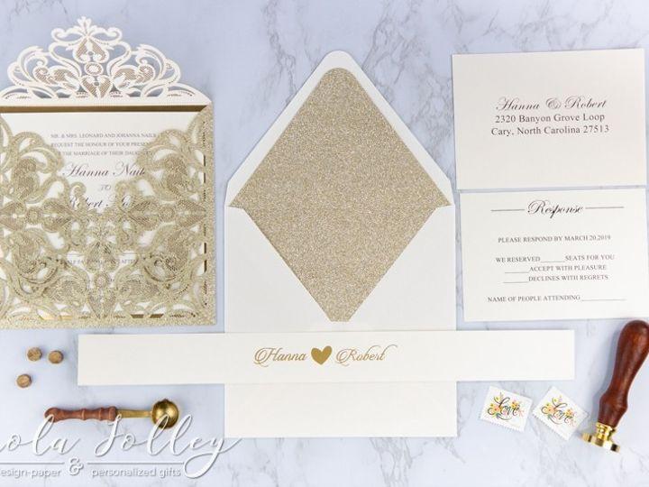 Tmx Logo Paola Jolley Designs Wedding Invitation Orlando 6941 51 1046307 158742359615813 Orlando, FL wedding invitation