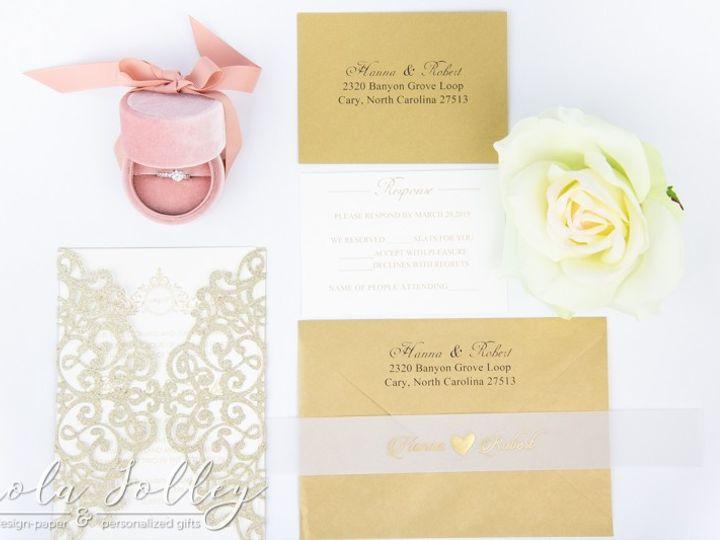 Tmx Logo Paola Jolley Designs Wedding Invitation Orlando 7032 51 1046307 158742378697420 Orlando, FL wedding invitation