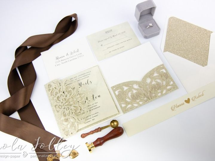 Tmx Logo Paola Jolley Designs Wedding Invitation Orlando 7225 51 1046307 158741670094351 Orlando, FL wedding invitation