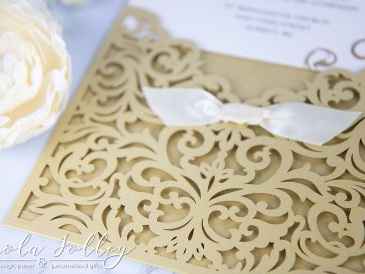 Tmx Paola Jolley Designs Wedding Invitation Orlando 4878 51 1046307 158742520789384 Orlando, FL wedding invitation