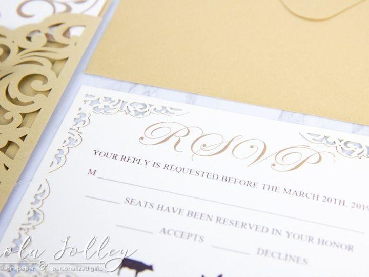Tmx Paola Jolley Designs Wedding Invitation Orlando 4889 51 1046307 158742520756283 Orlando, FL wedding invitation