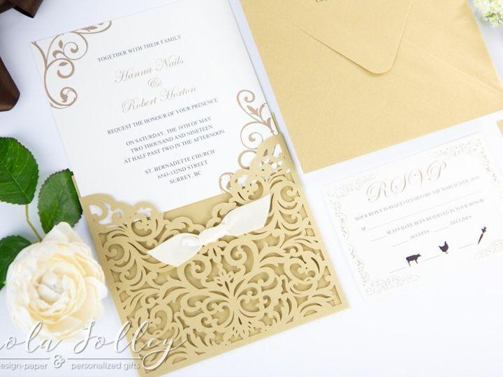 Tmx Paola Jolley Designs Wedding Invitation Orlando 4900 51 1046307 158742520783480 Orlando, FL wedding invitation