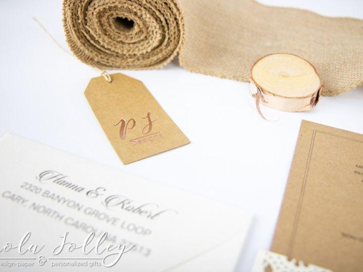 Tmx Pjd Logo Paola Jolley Designs Wedding Invitation Orlando 4815 51 1046307 158742400196647 Orlando, FL wedding invitation