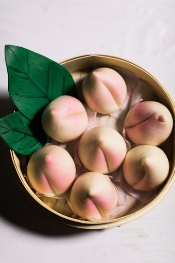 Longevity Buns for special celebrations