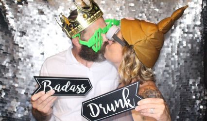 Love Birds Photo Booth 1