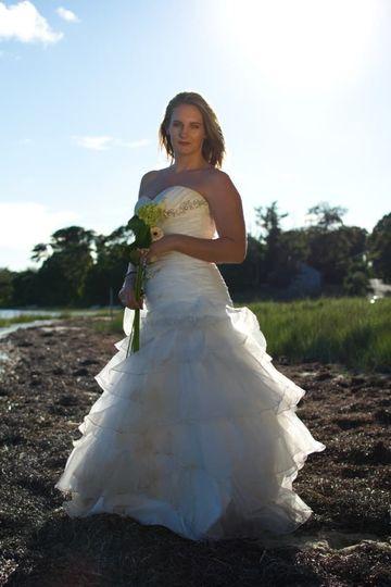 Liz, Classic Wedding Makeup
