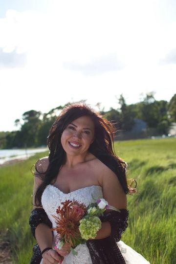 Jess, Classic Wedding Make-up