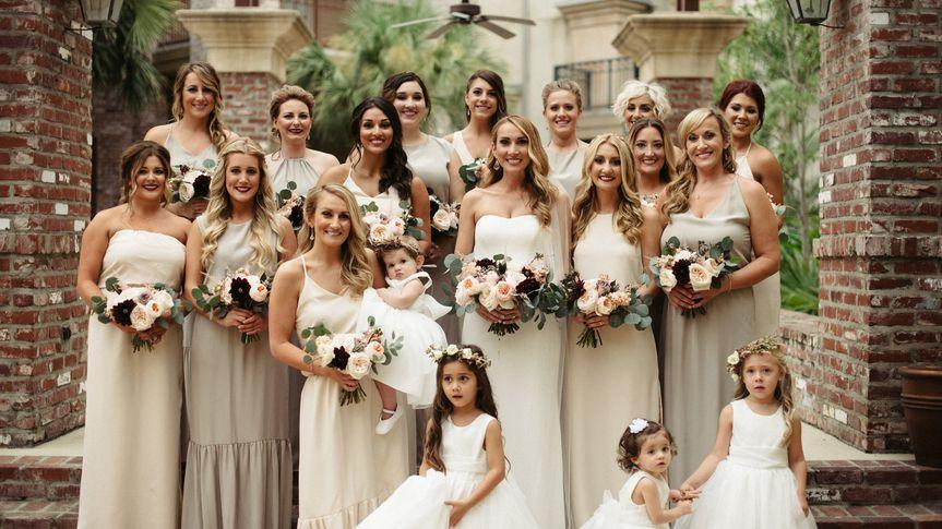 Bella Bridesmaids - Dress & Attire - Jacksonville, FL - WeddingWire
