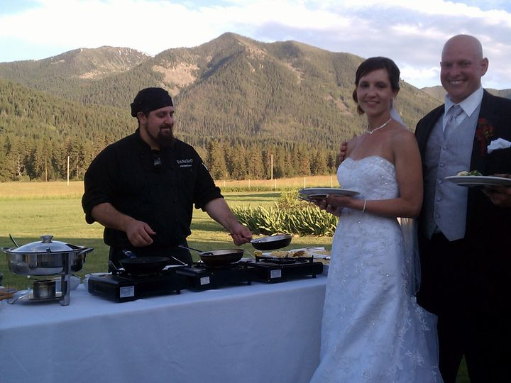 Tmx 1511850049852 Pasta Bar Missoula, MT wedding catering