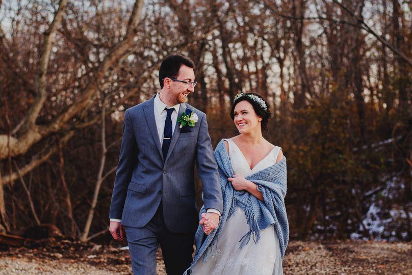 Hornbaker Gardens Wedding