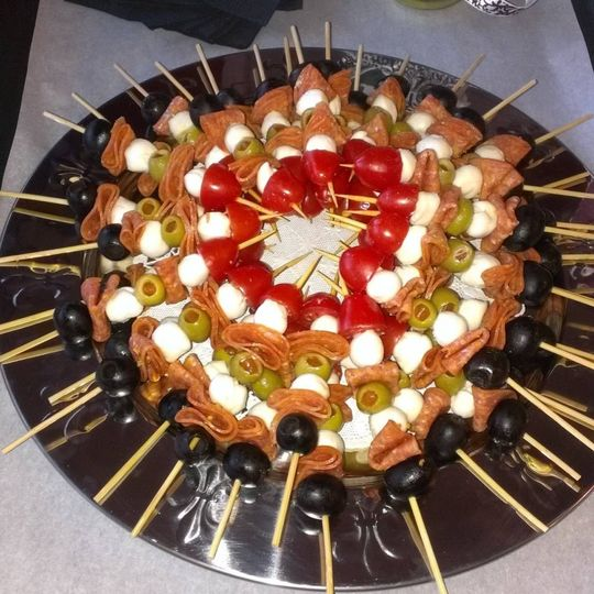 Appetizer skewers