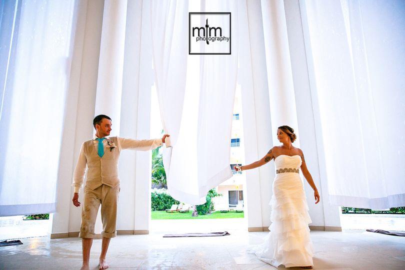 Destination wedding at Excellence resort, Mayan Riviera, Mexico.