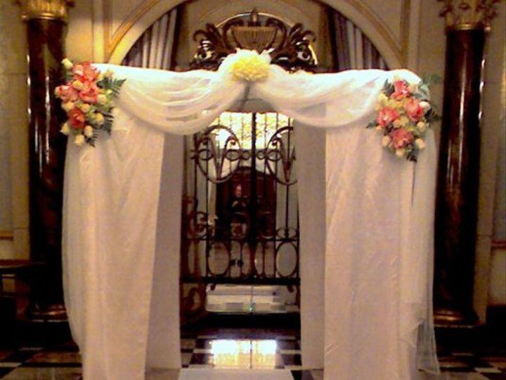 Tmx 1317233058796 Chuppa Haledon, NJ wedding florist