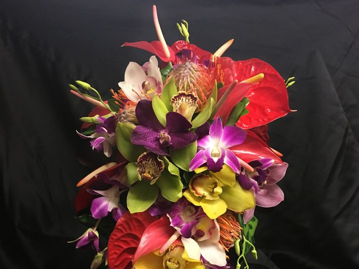 Tmx 1528914192 C4c7a8468491de99 1528914189 B0497fc01c6e31eb 1528914189919 2 Tropical 2 Haledon, NJ wedding florist