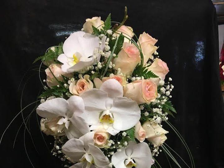 Tmx 1528914195 4ae2f2d36d1855ad 1528914193 E87e5674c2d2576e 1528914189973 8 White Orchids Haledon, New Jersey wedding florist