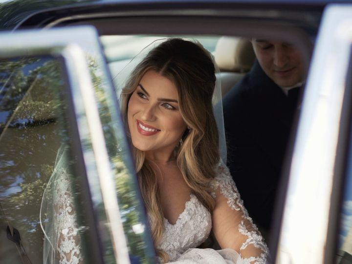 Tmx Alexandra And Michael Pantelides Wedding In Getaway Car 51 1010407 Crofton, Maryland wedding videography