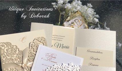 Unique Invitations by Deborah 2