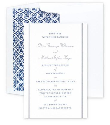 Tmx 1452539476153 Screen Shot 2016 01 11 At 2.05.18 Pm Philadelphia, Pennsylvania wedding invitation