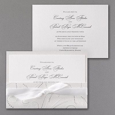 Tmx 1471480232782 Shimmer Vines Philadelphia, Pennsylvania wedding invitation